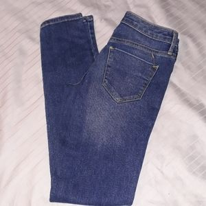 Mossimo jeggings size 00/24r